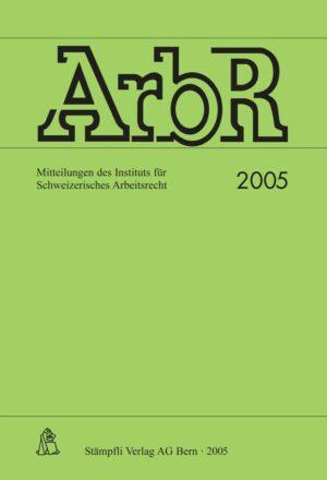 ArbR 2005-0