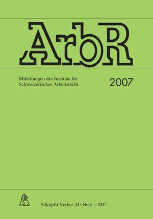 ArbR 2007-0