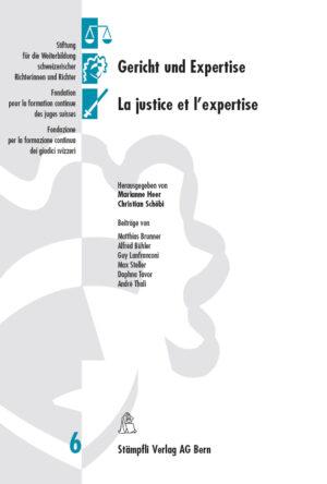 Gericht und Expertise-0