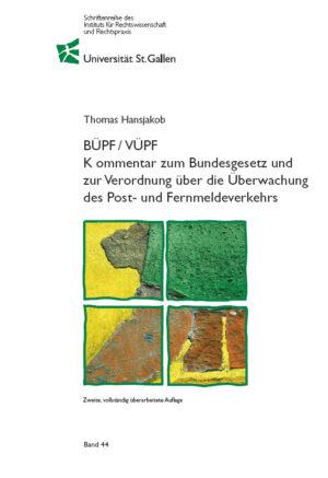 BÜPF / VÜPF-0