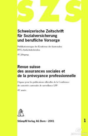 SZS/RSAS 2001-0