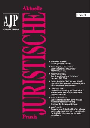 AJP/PJA 2011-0