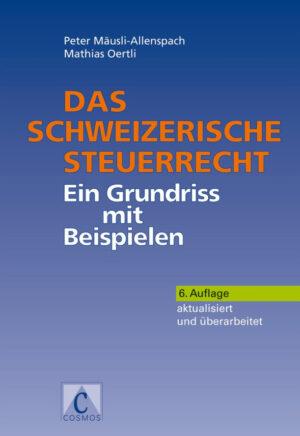 Das schweizerische Steuerrecht-0