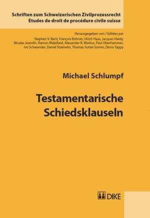 Testamentarische Schiedsklauseln-0