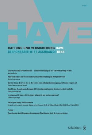 HAVE/REAS 2012-0