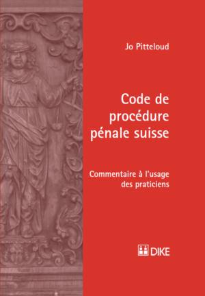 Code de procédure pénale suisse-0