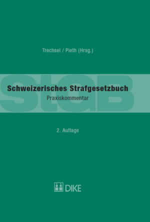 Schweizerisches Strafgesetzbuch, 2. Aufl. -0