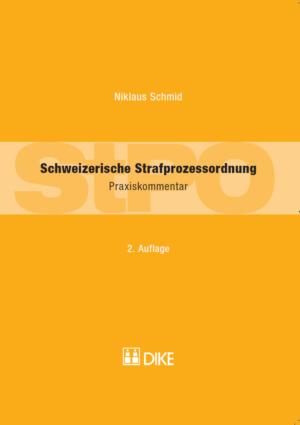 Schweizerische Strafprozessordnung (StPO)-0