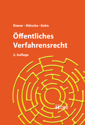 Öffentliches Verfahrensrecht, 2. Auflage-0