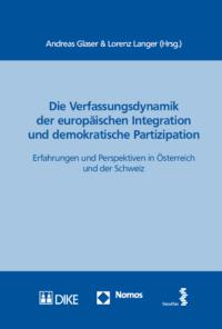 Die Verfassungsdynamik der europäischen Integration und demokratische Partizipation-0