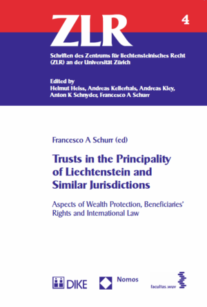 Trusts in the Principality of Liechtenstein and Similar Jurisdictions-0