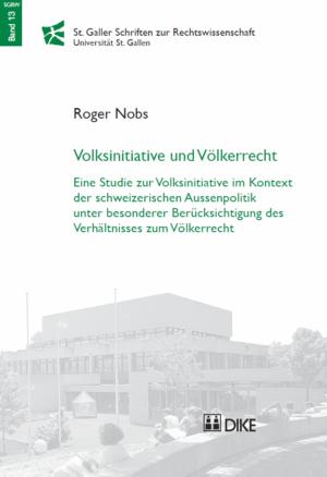 Volksinitiative und Völkerrecht-0