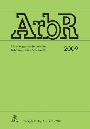 ArbR 2009-0