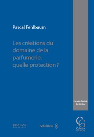 Les créations du domaine de la parfumerie: quelle protection?-0