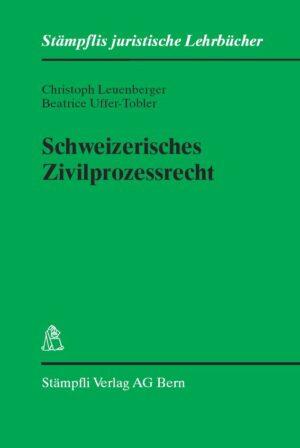 Schweizerisches Zivilprozessrecht-0