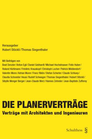 Die Planerverträge-0