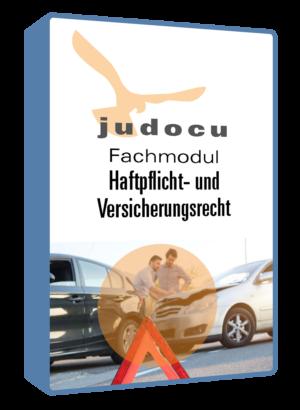 Fachmodul Haftpflicht- und Versicherungsrecht (französisch)-0