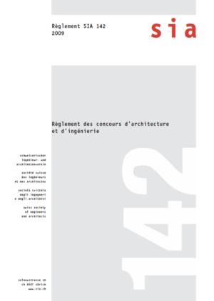 SIA142 - Règlement des concours d'architecture et d'ingénierie-0