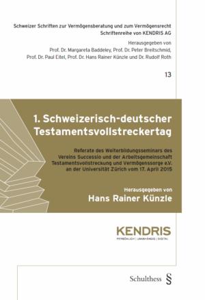 1. Schweizerisch-deutscher Testamentsvollstreckertag-0