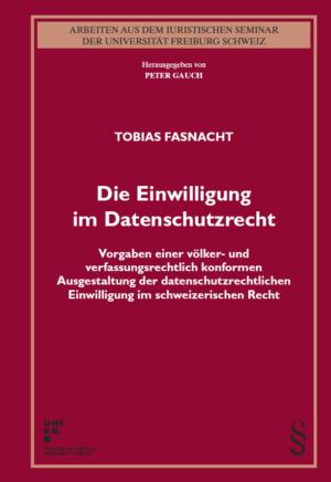 Die Einwilligung im Datenschutzrecht-0