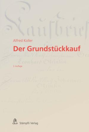 Der Grundstückkauf, 3. Aufl.-0