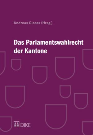 Das Parlamentswahlrecht der Kantone-0