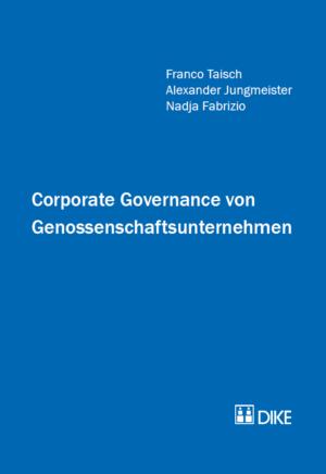 Corporate Governance von Genossenschaftsunternehmen-0