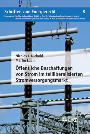 Öffentliche Beschaffungen von Strom im teilliberalisierten Stromversorgungsmarkt-0