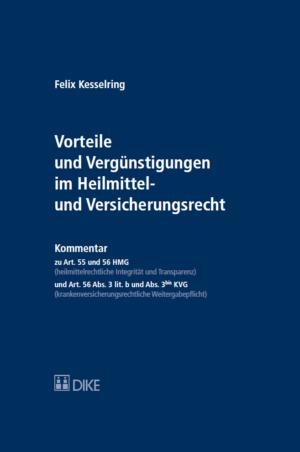Vorteile und Vergünstigungen im Heilmittel- und Versicherungsrecht-0