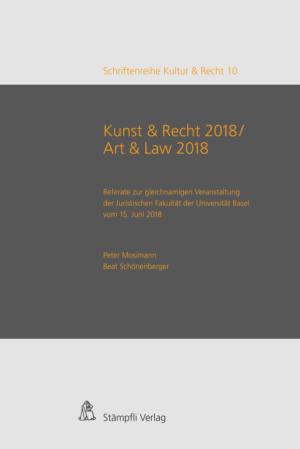 Kunst & Recht 2018 / Art & Law 2018-0