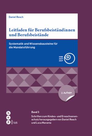 Leitfaden für Berufsbeiständinnen und Berufsbeistände, 2. Aufl.-0