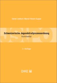 Schweizerische Jugendstrafprozessordnung (JStPO)-0