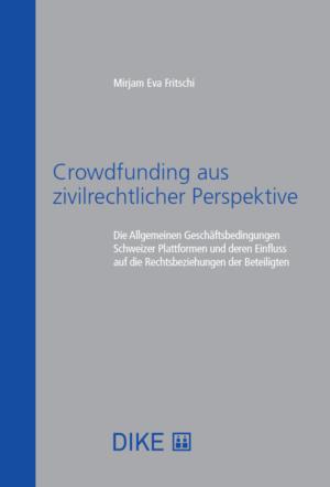 Crowdfunding aus zivilrechtlicher Perspektive-0