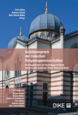 Schutzanspruch der jüdischen Religionsgemeinschaften-0