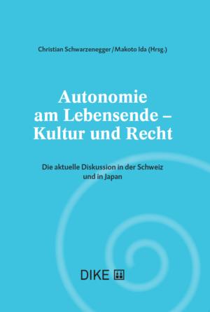 Autonomie am Lebensende – Kultur und Recht-0
