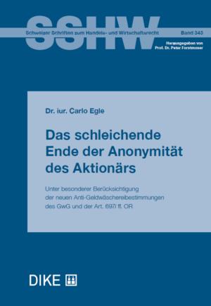 Das schleichende Ende der Anonymität des Aktionärs-0