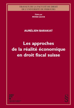 Les approches de la réalité économique en droit fiscal suisse-0