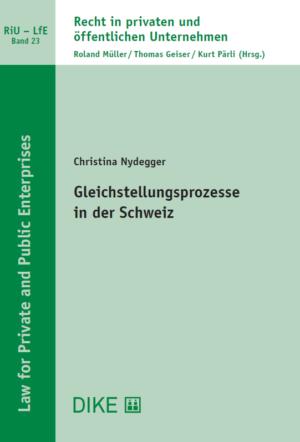 Gleichstellungsprozesse in der Schweiz-0
