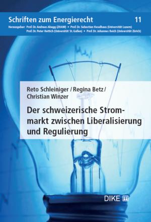 Der schweizerische Strommarkt zwischen Liberalisierung und Regulierung-0