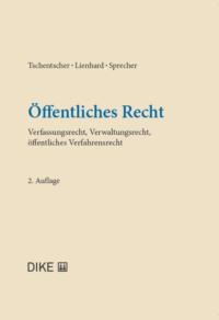 Öffentliches Recht, 2. Aufl.-0