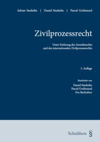 Zivilprozessrecht, 3. Aufl.-0