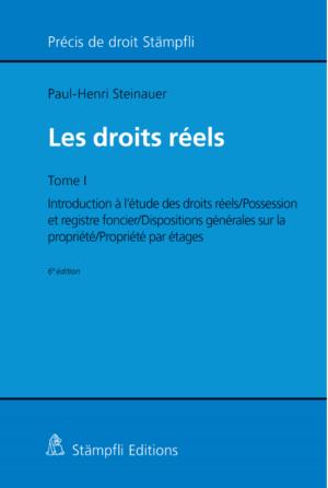 Les droits réels Tome 1, 6e éd.-0