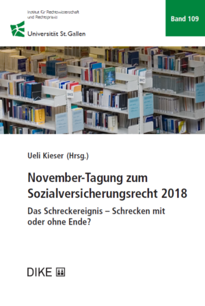 November-Tagung zum Sozialversicherungsrecht 2018-0