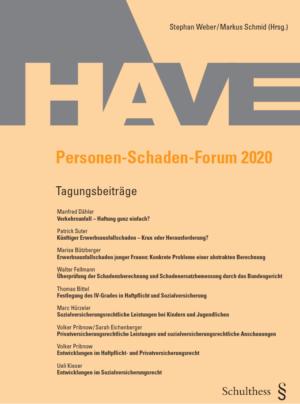 Personen-Schaden-Forum 2020-0