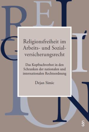 Religionsfreiheit im Arbeits- und Sozialversicherungsrecht-0
