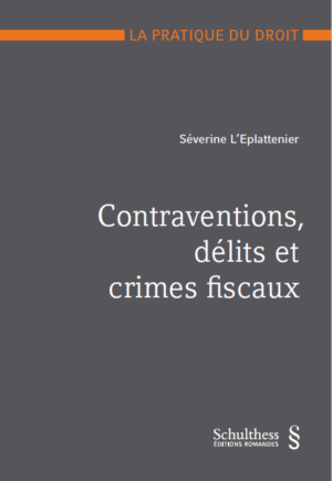 Contraventions, délits et crimes fiscaux-0