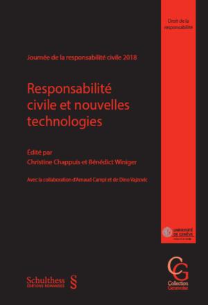 Responsabilité civile et nouvelles technologies-0