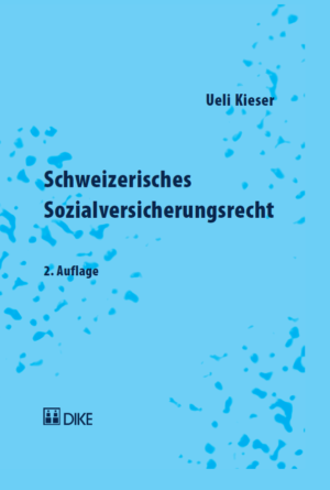 Schweizerisches Sozialversicherungsrecht, 2. Aufl.-0