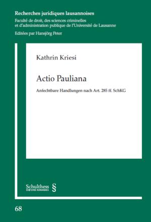 Actio Pauliana-0