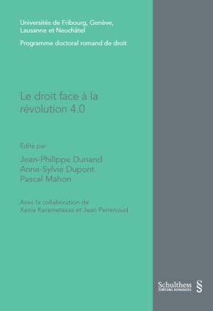Le droit face à la révolution 4.0-0